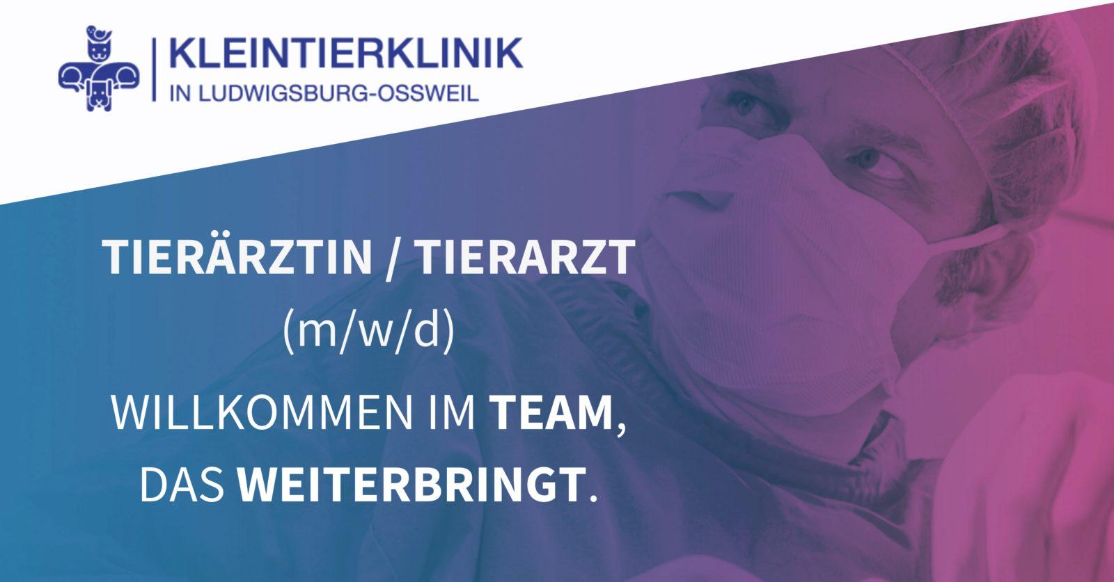 Kleintierklinik in Ludwigsburg-Oßweil - Studentische Praktikanten & Interns (m/w/d) in Ludwigsburg-Ossweil, Baden-Württemberg