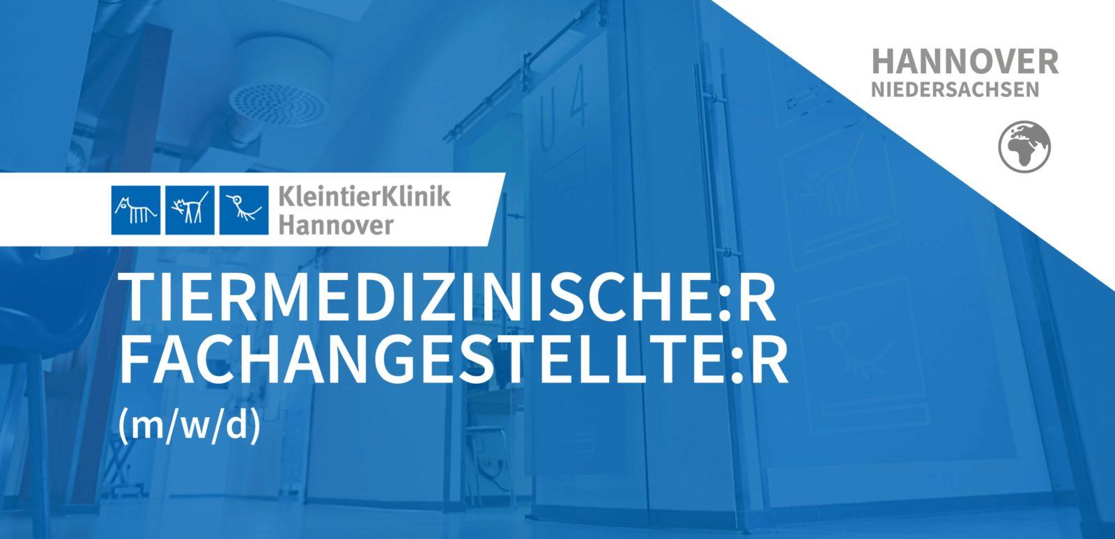 KleintierKlinik Hannover - TFA  Rezeptionstalent (m/w/d) in Hannover gesucht