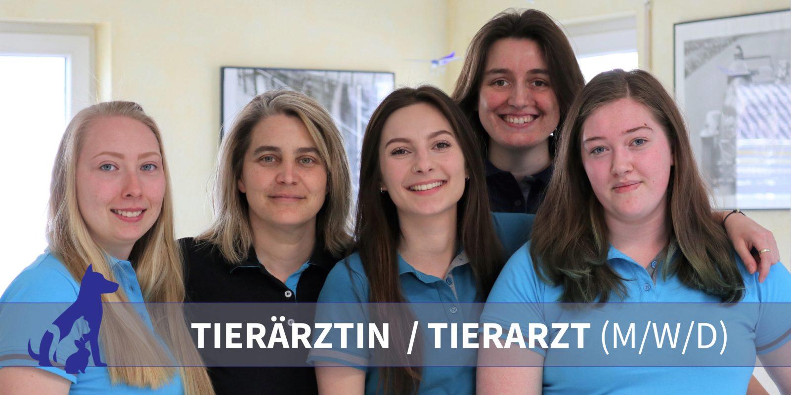 Fachtierarztpraxis für Kleintiere Neuwied - Tierarzt - gerne auch Berufsanfänger (m/w/d) in Neuwied, Rheinland-Pfalz