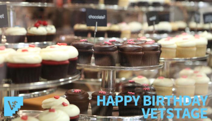 Happy Birthday! – VetStage Ist Ein Jahr Alt Geworden