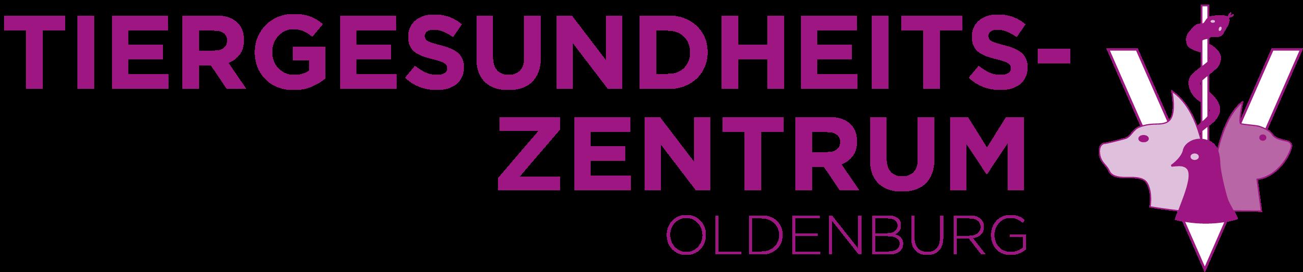 Tiergesundheitszentrum Oldenburg - Logo