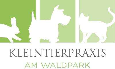 Kleintierpraxis am Waldpark - Logo