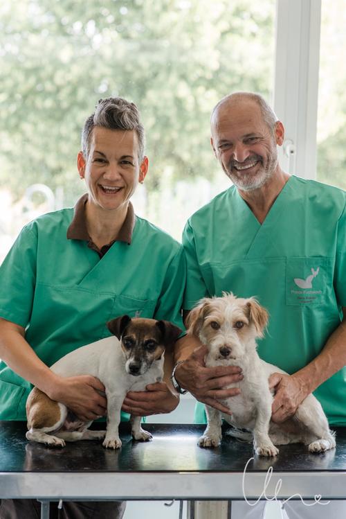 Tierarztpraxis Fuchsloch - unsere Vision