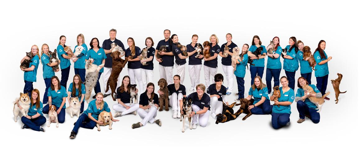 Tiergesundheitszentrum Südharz GmbH - unsere Vision