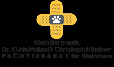 Kleintierpraxis Dr. Christoph Höptner - Logo