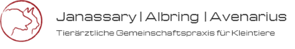 Tierärztliche Gemeinschaftspraxis Janassary, Albring & Dr. Avenarius - Logo