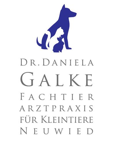 Dr. Daniela Galke - Fachtierarztpraxis für Kleintiere Neuwied - Logo