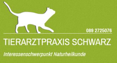 Tierarztpraxis Schwarz München - Logo