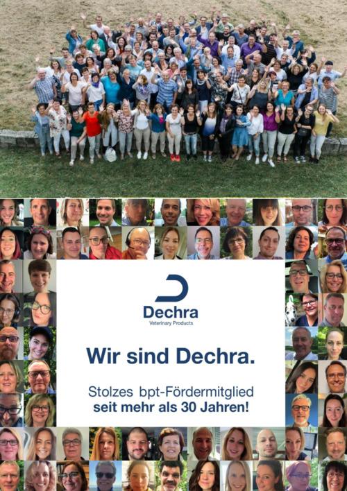 Dechra Veterinary Products Deutschland GmbH - unsere Vision