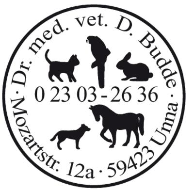 Kleintierpraxis Dr. Dörte Budde - Logo